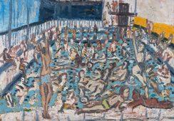 Leon Kossoff – malarz na zawsze zakochany w Londynie