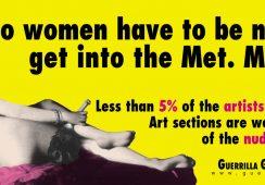 """Kobiety w sztuce: dlaczego """"najwięksi artyści"""" to mężczyźni?"""