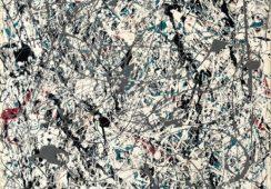 Dzieło Pollocka sprzedane za rekordowe 58,3 miliony dolarów