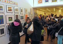 Znana filantropka prowadzi fundację na rzecz edukacji artystycznej
