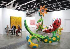 Targi Art Basel w Hong Kongu – zachwycają, szokują i intrygują