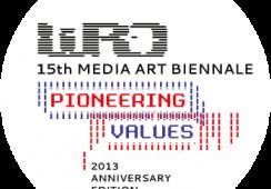 Zaczynamy 15. Biennale WRO na 50-lecie sztuki mediów