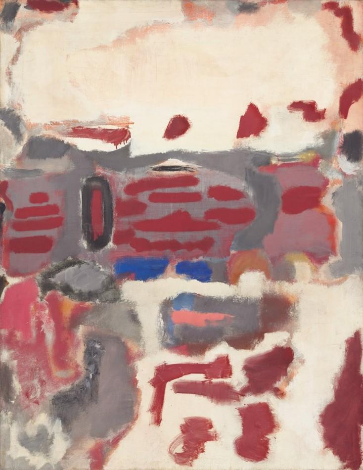Mark Rothko, Nr 2,1947 rok, źródło: National Gallery of Art, Waszyngton