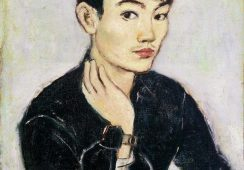 Udana aukcja sztuki współczesnej Ravenel