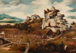 Rijksmuseum nabyło wybitne dzieło Mostaerta