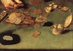 Motyw pieniędzy w sztuce