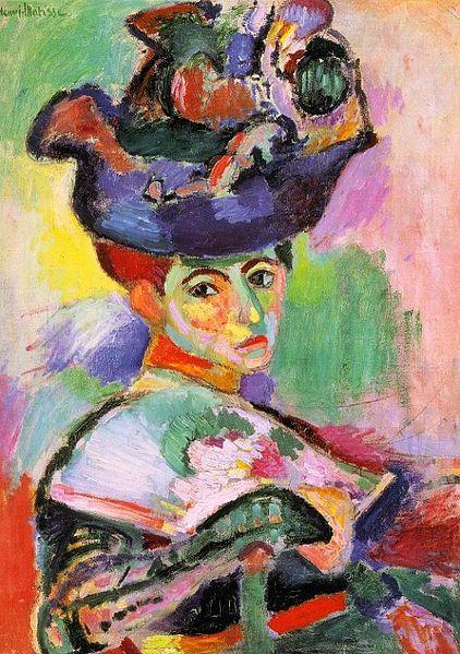 Henri Matisse, La Coiffure, 1907 rok, Staatsgalerie Stuttgart