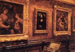 Dzień, w którym zniknęła Mona Lisa…
