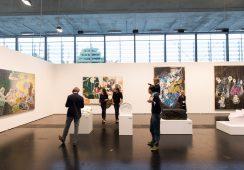 Międzynarodowe targi promocji sztuki VIENNAFAIR 2013