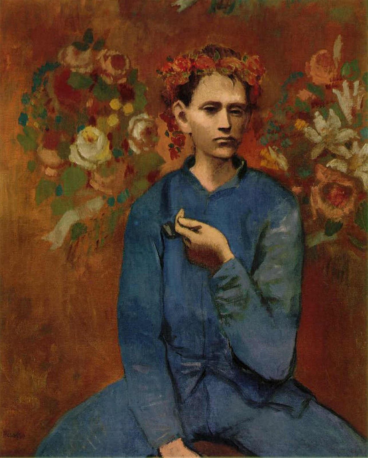 Pablo Picasso, Garçon à la pipe, 1905 – $93,000,000 (Sotheby's, Nowy Jork)