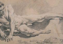 Męskie akty w sztuce europejskiej