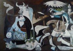 """""""Dobrzy artyści kopiują, wielcy kradną."""" Picasso"""
