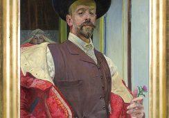 Wybitny obraz Malczewskiego na aukcji