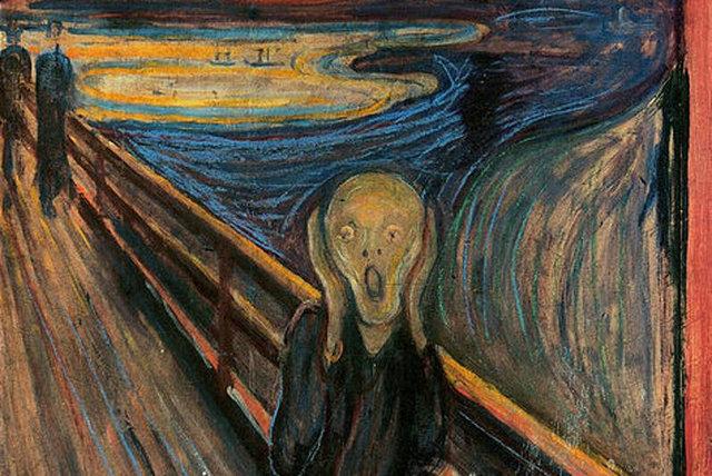 Edvard Munch, The scream, 1895 – $107,000,000 (Sotheby's, Nowy Jork)