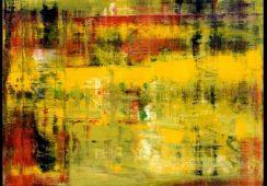 Dzieło Gerharda Richtera z kolekcji Erica Claptona na aukcji