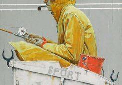 Sukces poszukiwań obrazu Normana Rockwella