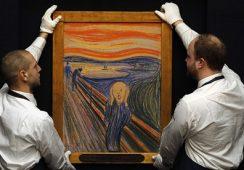 Czy Sotheby's zajmie się sprzedażą sztuki współczesnej?