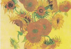 """""""Słoneczniki"""" Vincenta van Gogha razem po raz pierwszy od 65 lat"""