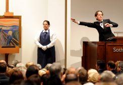 Licytator Tobias Meyer odchodzi z Sotheby's