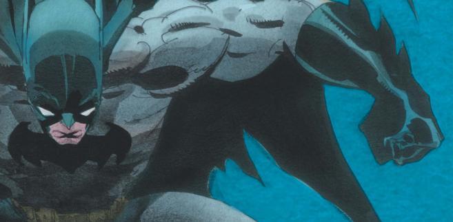 Batman Długie Halloween, fot. materiały prasowe