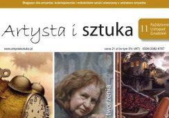 Artysta i Sztuka – nowy numer już w sprzedaży