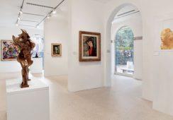 Profanacja pamięci o Peggy Guggenheim