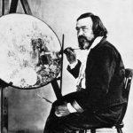 Portret Richarda Dadda (1817-1886); zdj. Henry Hering (1856)