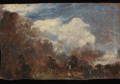Odkryto nieznane dzieło Johna Constable'a