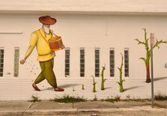 Interesni Kazki, czyli ukraiński surrealistyczny street art