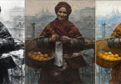 """Jeden obraz z życia konserwatora, czyli jak przywrócono do życia """"Pomarańczarkę""""?"""