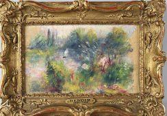 Pejzaż Renoira wrócił do Muzeum w Baltimore