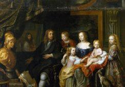 Kontrowersje wokół arcydzieła Charlesa Le Bruna