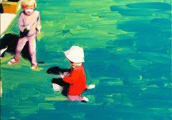 Opowiadania malarskie – wystawa Roberta Bubla