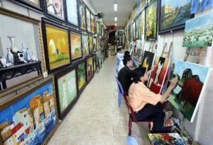 Dafen pracownia galeria