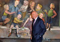 """Francois Pinault – """"Sztuka to moja religia"""""""