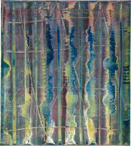 Gerhard Richter, abstrakcja 1992 ; źródło: Philips's