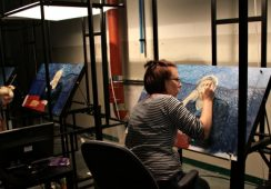 Animacja o van Goghu z udziałem polskich artystów