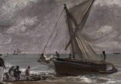 Tate Gallery odda skradzione dzieło Constable'a