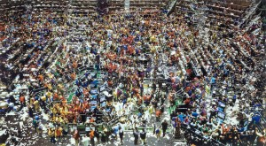Andreas Gursky Board of Trade II (1999) © Andreas Gursky