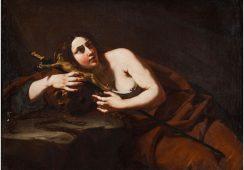 Wybitne dzieło naśladowcy Caravaggia odrestaurowane