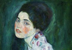 """Wznowiono poszukiwania obrazu """"Portret Kobiety"""" Gustava Klimta"""