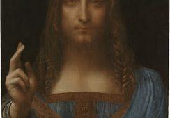 """""""Salvador Mundi"""" Leonarda da Vinci sprzedany za miliony"""