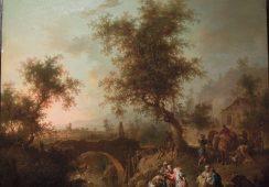 """Utracony obraz """"Św. Filip chrzci sługę królowej Kandaki"""" wrócił do Polski"""