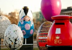 The Big Egg Hunt 2014 – rekordowe dzieło Jeffa Koonsa