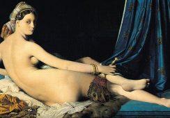 Kobieca nagość w sztuce