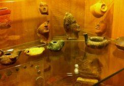 Nielegalne muzeum przechwycone przez policję