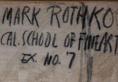 27 lat walki o autentyczność obrazu Rothko