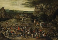 Rośnie zainteresowanie pracami Pietera Brueghela Młodszego