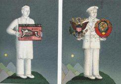 Pierwsza aukcja Sotheby's w Związku Radzieckim