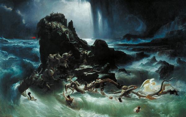 Francis Danby - Potop (1840)